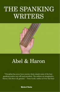 The Spanking Writers cover
